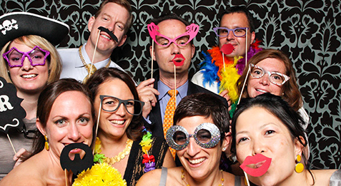 ottawa photo booth at corporate event