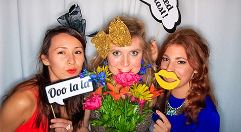 photo booth rental at party ottawa