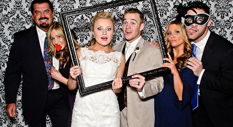 photo booth rentals for wedding